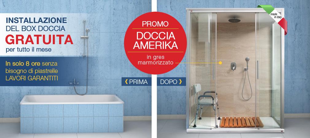 Remail sostituzione vasca con doccia - Remail vasche da bagno ...